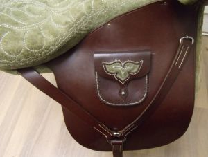 antique sidesaddle for sale 7